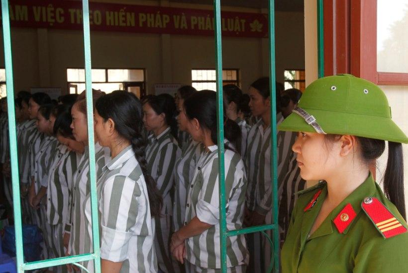 Vietnamis vahistati neli vangivalvurit surmamõistetu rasestumise pärast