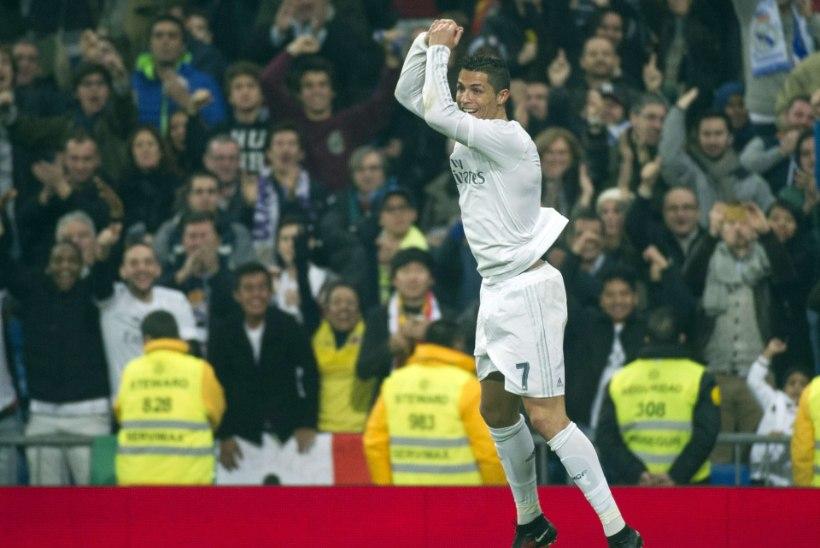 VIDEO | Solvunud Ronaldo jalutas keset pressikonverentsi minema