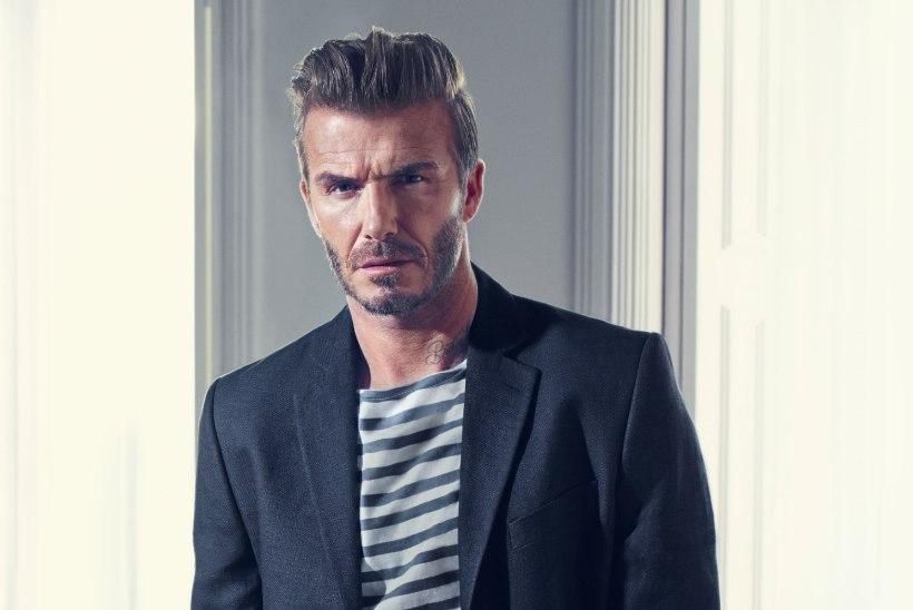 PILDID | Seksikas David Beckham H&Mi uues reklaamikampaanias