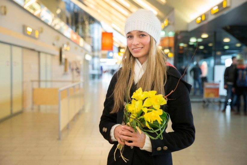 Ksenija Balta: üle pika aja saan võistlusi nautida!
