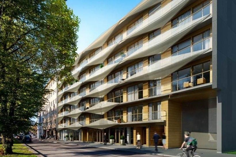 Nordecon ehitab 5,4 miljoni eest Kalamajja kaks elu- ja ärihoonet