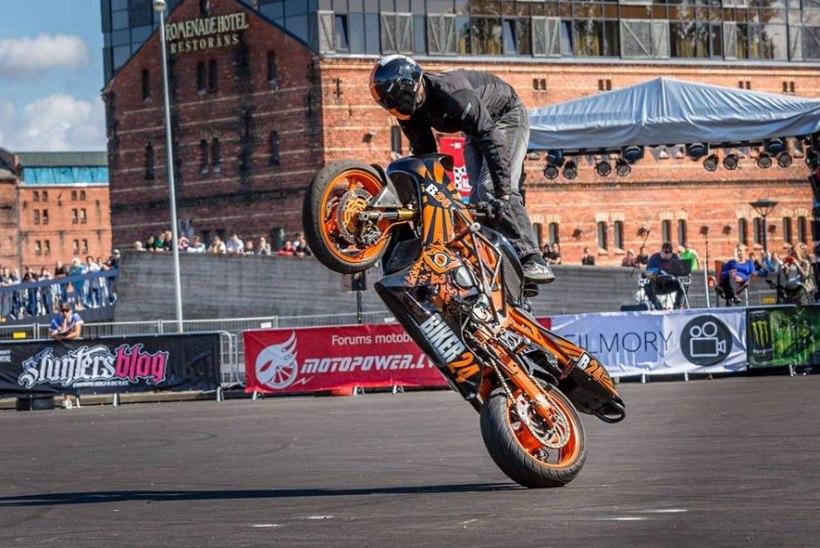 OOTAMATU SURM: noor motosportlane sai võitlustrennis tugeva hoobi ja ta süda seiskus