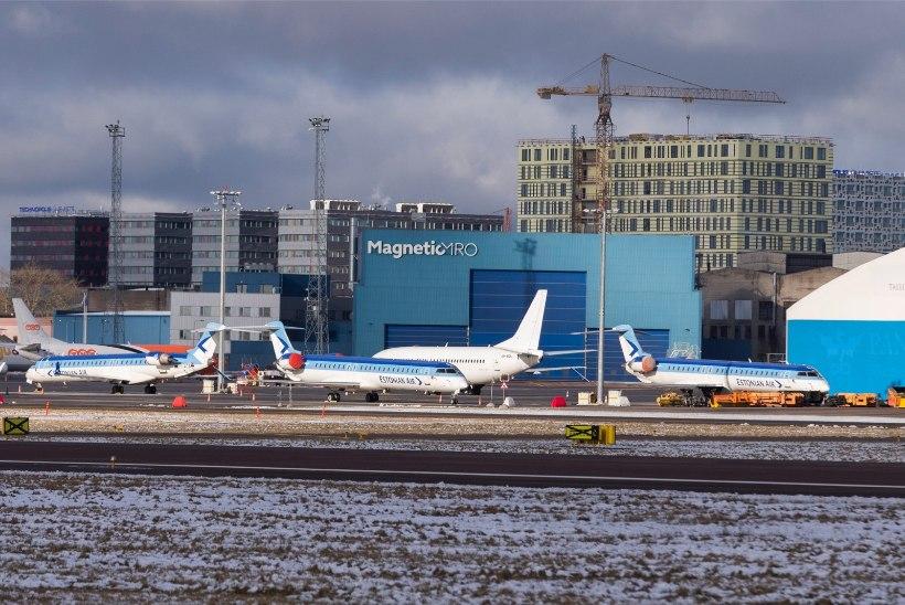 Lendurite esindajad pöördusid Estonian Airi vastu kohtusse