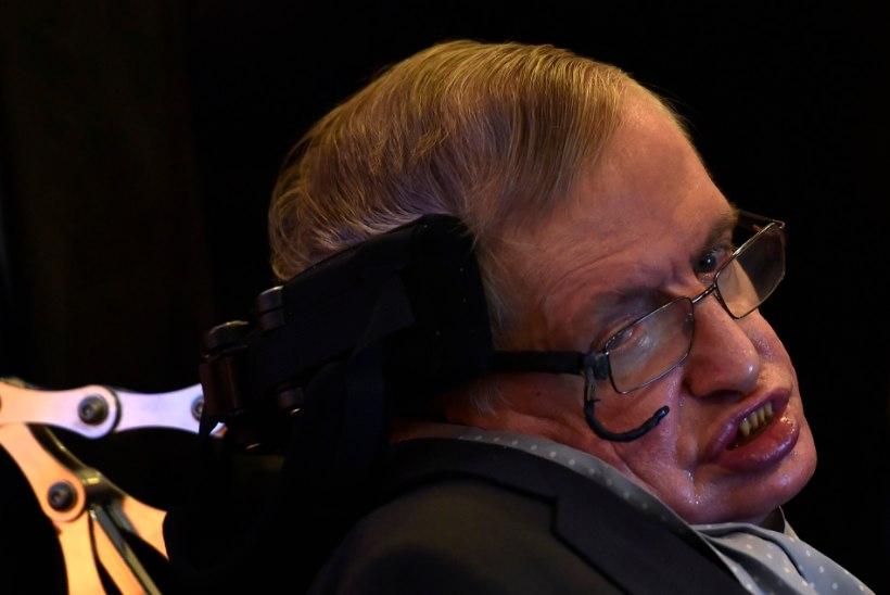 Hawking: gravitatsioonilainete avastamine tekitab astronoomias tõelise revolutsiooni