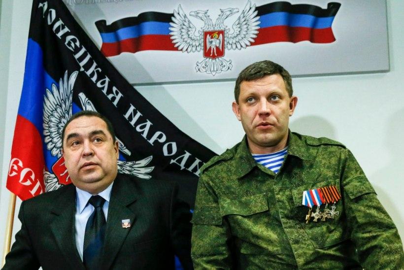 Ida-Ukraina separatistide liidrid vahetatakse välja?