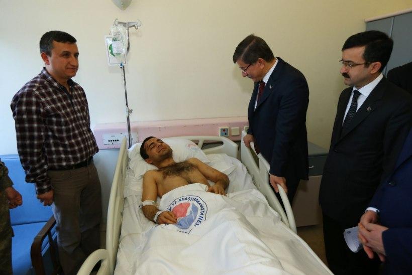 Türgi peaminister: Ankara pommiplahvatuse korraldasid Süüria kurdid!