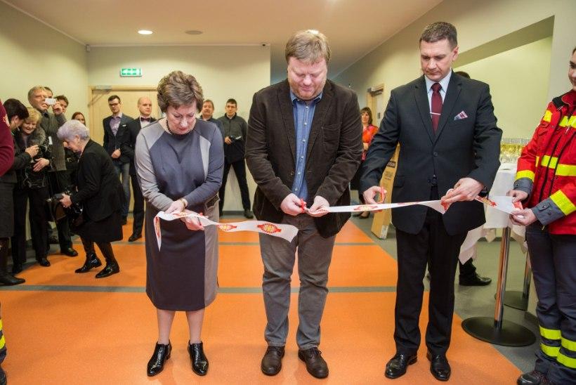 Tallinna kiirabi renoveeritud peahoone avas ametlikult uksed