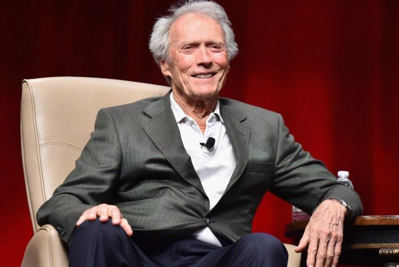 85aastasel Clint Eastwoodil on 37aastane pruut!