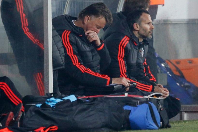 Asi ametlik: Louis van Gaal on Manchester Unitedi viimase 35 aasta nõrgim treener
