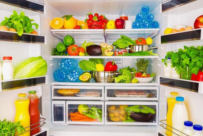 Kas toitu võib kilekottides sügavkülmutada?