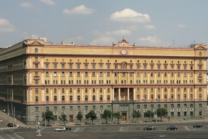 Moskvas vahistati spionaažis süüdistatav Eesti ärimees