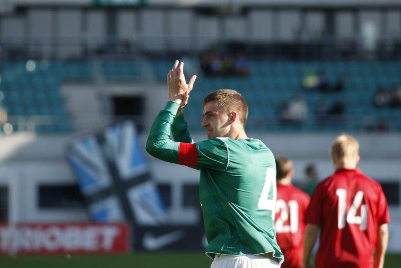 Morozovi palkamisega sai paika FC Levadia meeskonna liider