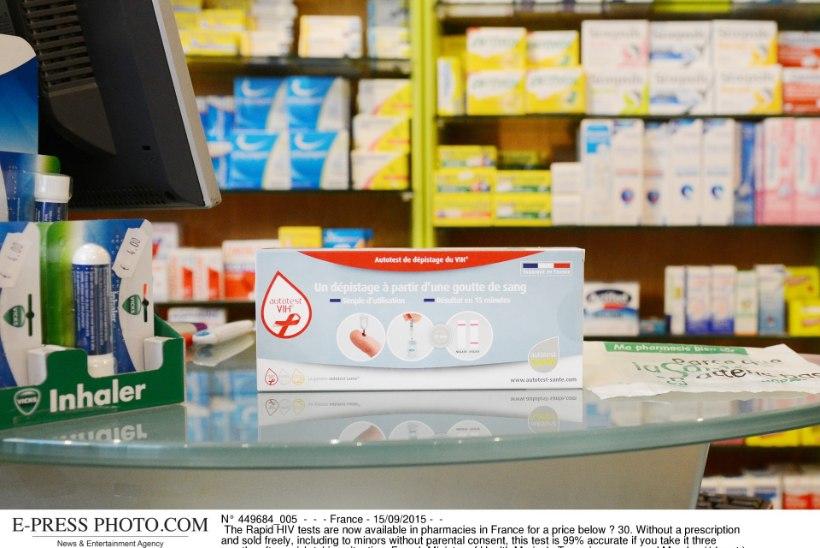 HIV kiirtest võiks olla lahendus?