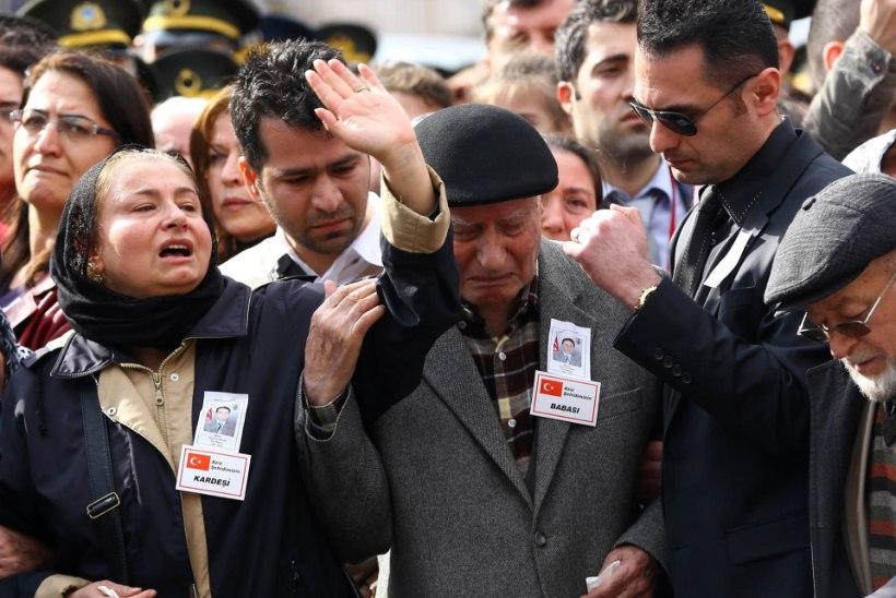 Ankara pommiplahvatuse eest võtsid vastutuse Kurdistani Vabaduskotkad