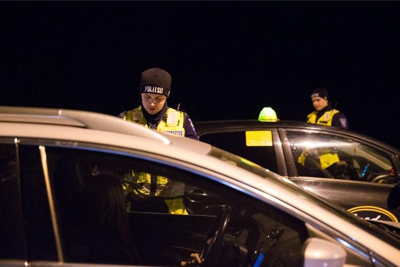 POLITSEI KONTROLLIS VEOKEID JA BUSSE: iga teise sõiduki või juhiga oli probleeme