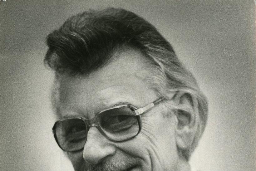 """""""Mul hakkas halb,"""" lausus näitleja Karl Kalkun ja suri telekaamera ees"""