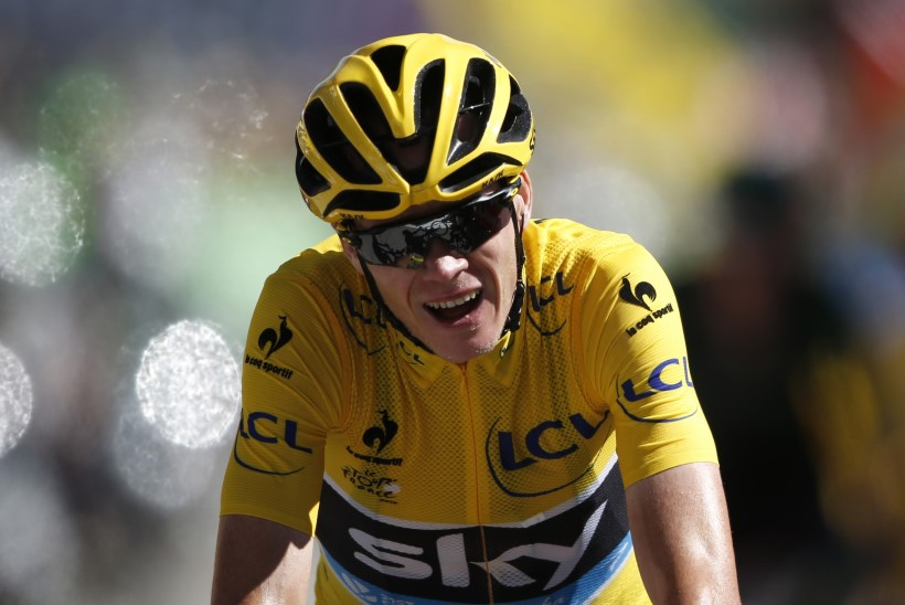 Froome: UCI kontrolligu jalgrattaid tihedamini