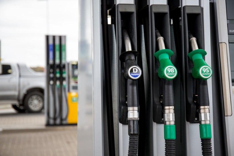 Paagid täis: kütusehinnad tõusevad selle nädala jooksul!