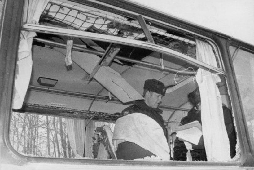 ТЕРРОРИЗМ ИЛИ САМОУБИЙСТВО? История 20-летней давности - взрыв в автобусе в Ору