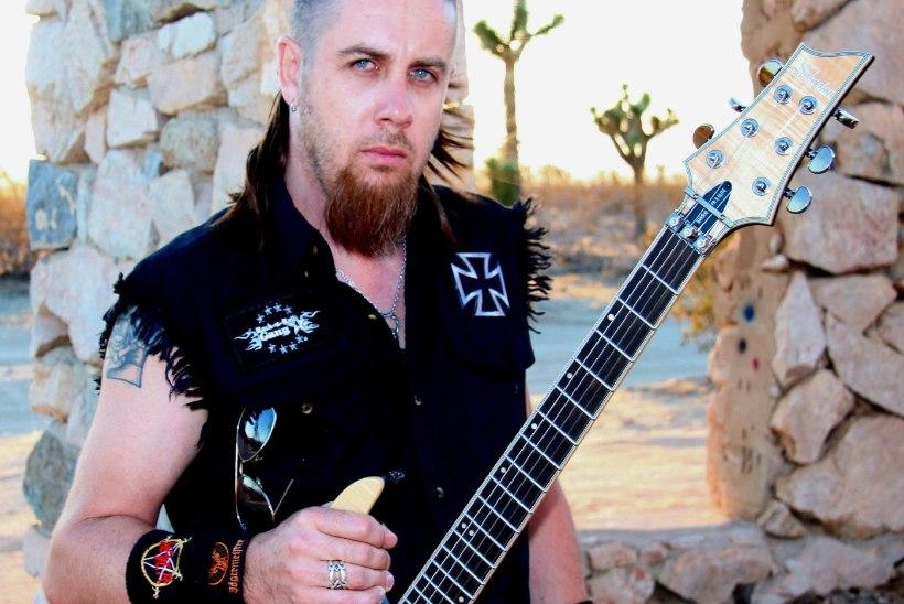 VÄGEV! Eestist pärit Brad Jurjens valiti mängima mainekale kitarrijumalate festivalile