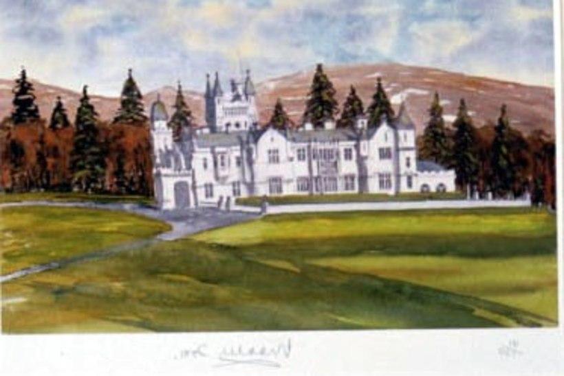 Prints Charles teenib maalikunstnikuna miljoneid