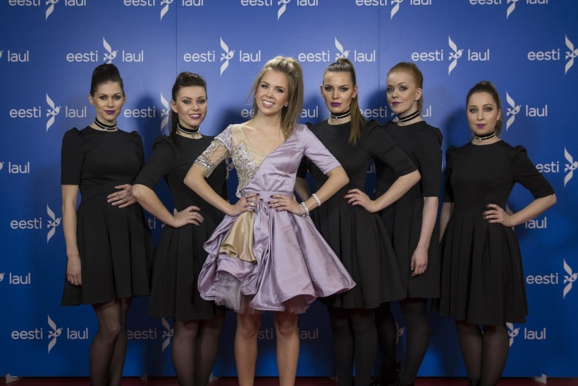 """Grete Paia: seekord tahtsin veel rohkem """"Eesti laulu"""" finaali kui kolm aastat tagasi"""