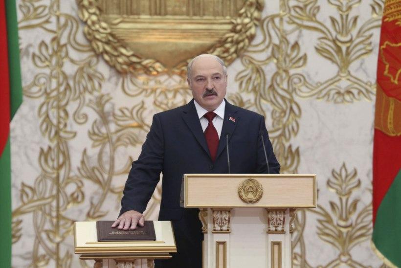 OPOSITSIOON ŠOKIS: EL tühistas suurema osa Valgevene sanktsioone