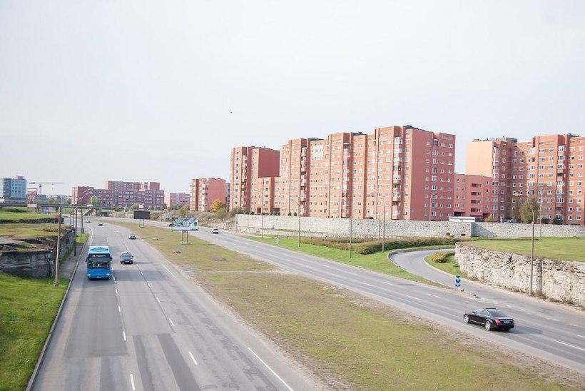 Capfield ehitab Lasnamäe Centrumi 2018. aastaks täielikult ümber