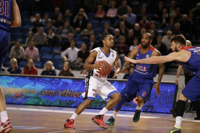 GALERII   BC Kalev/Cramo vastuhakk suurele CSKA-le