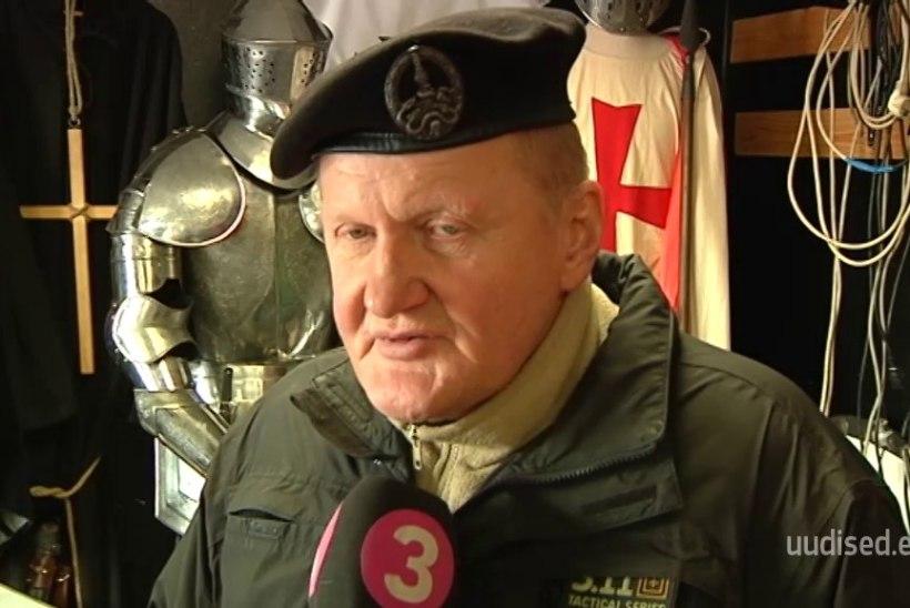 TV3 VIDEO | Pommionu Jüri Luik: Odini sõdalased peaksid nüüd tagasi tõmbuma, enne kui asi käest ära läheb