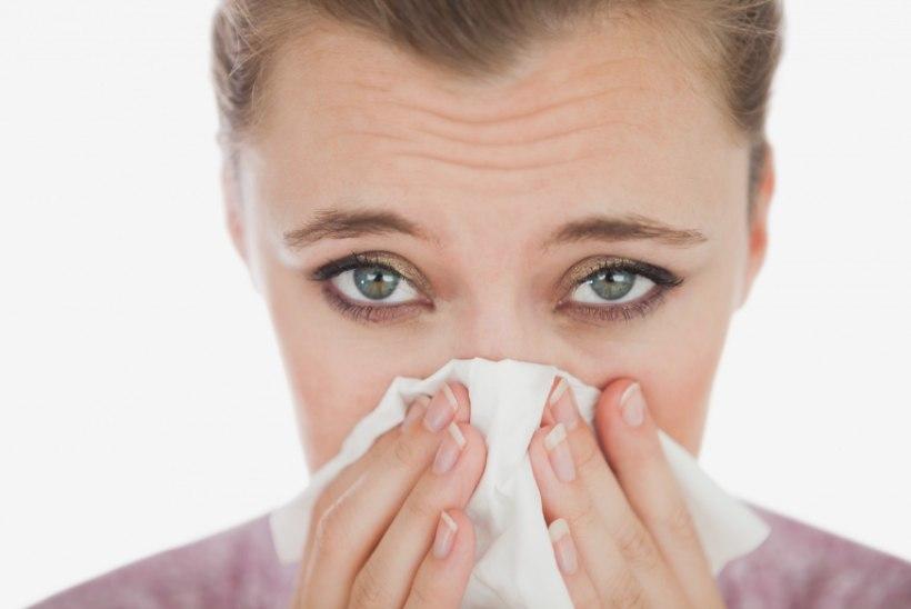 Hea uudis! Grippi haigestumise kasv on pidurdunud