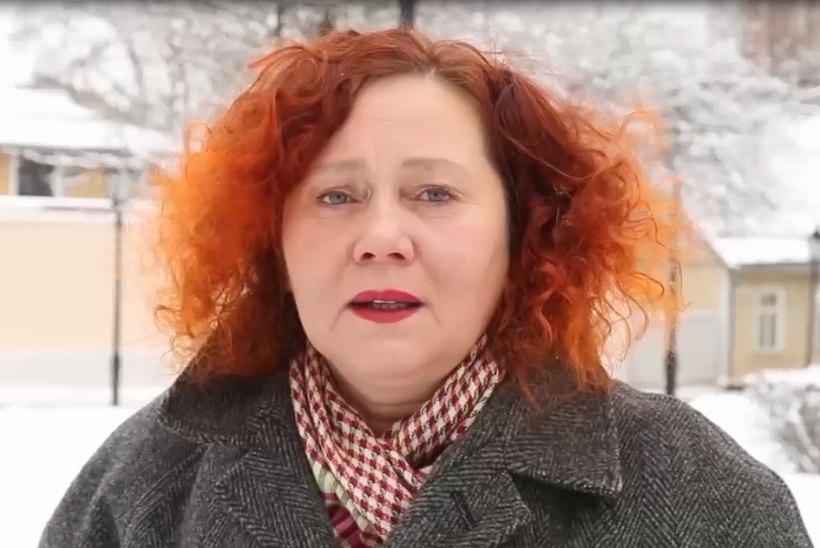 ÕHTULEHE VIDEO   Kuula, mida soovib Merle Jääger läbi luuleridade Eestile aastapäevaks!