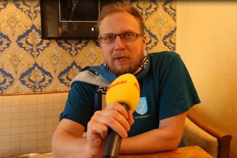 ÕHTULEHE VIDEO   Kuula, mis on Contral eestlastele aastapäeva puhul öelda!
