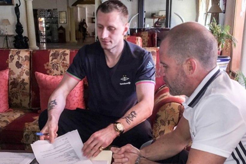 AMETLIK: Eesti koondise väravavaht liitus Norra meisterklubiga