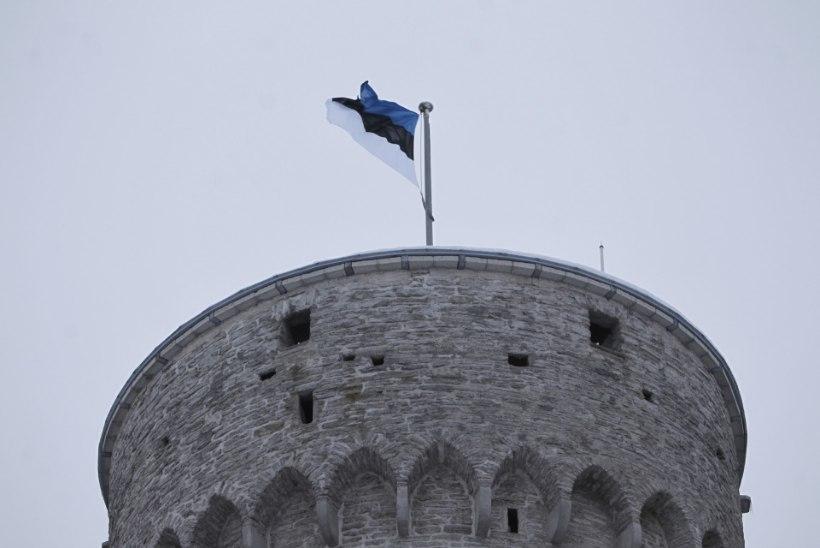 ANDRUS KIVIRÄHK: ilus on vaadata, kui linn on sinimustvalgeid lippe täis