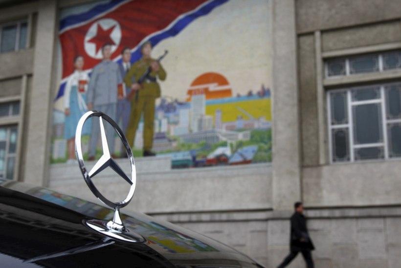 Põhja-Korea lood, 10. osa: kui palju on autosid?