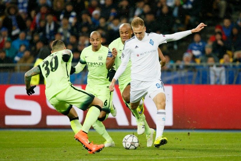GALERII | Manchester City astus klubi ajaloo parima eurohooaja lävele