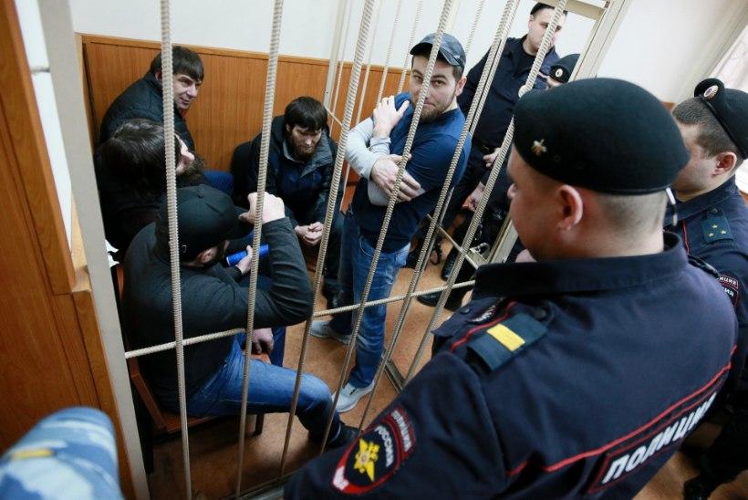Putinile kanti Nemtsovi mõrvarist ette kolm päeva pärast tapmist