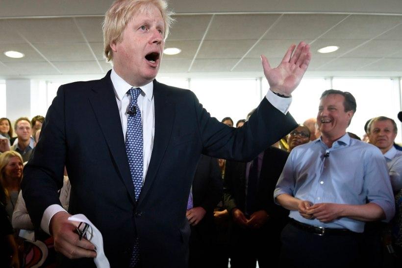 Euroopa Liidu referendum ajab Suurbritannia valitsuse lõhki