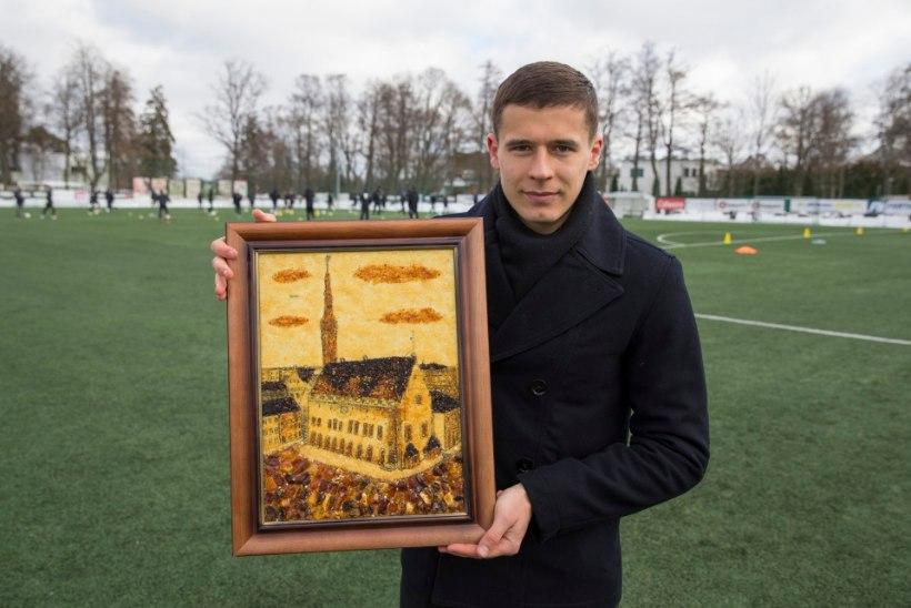 Artur Pikk: esmalt tõestan end Valgevene liigas