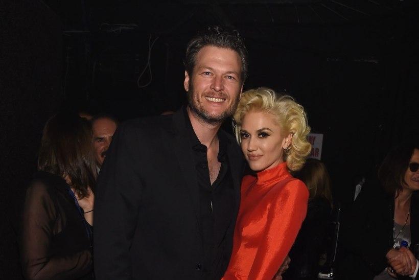 Miks Gwen Stefani oma kõhtu varjab?!