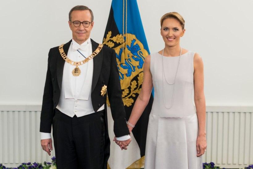 ARNE NIIT IEVA ILVESE KLEIDIST: nii lihtsat kleiti ei julgeks Eestis keegi teha