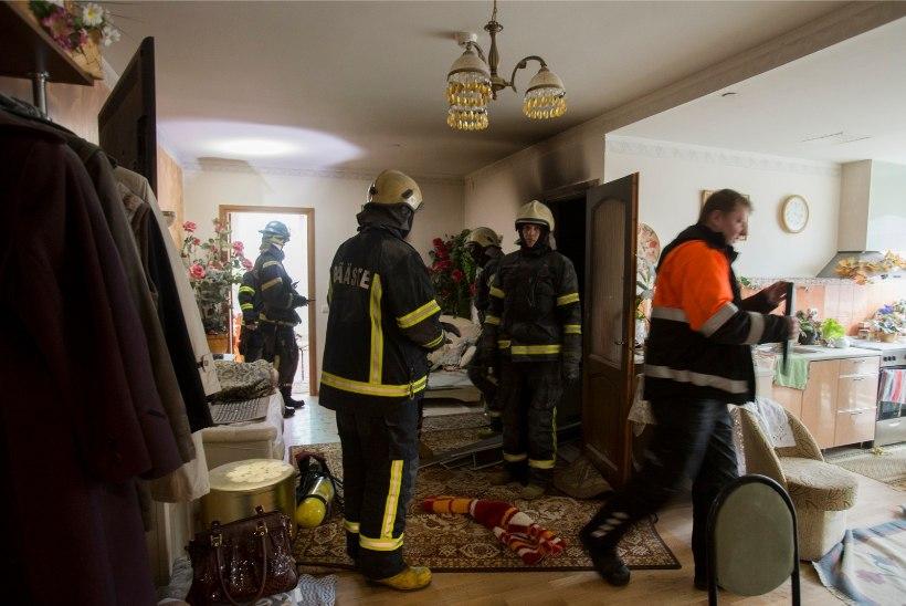 Ametiühing: päästeamet peab tänavu koondama 14 inimest