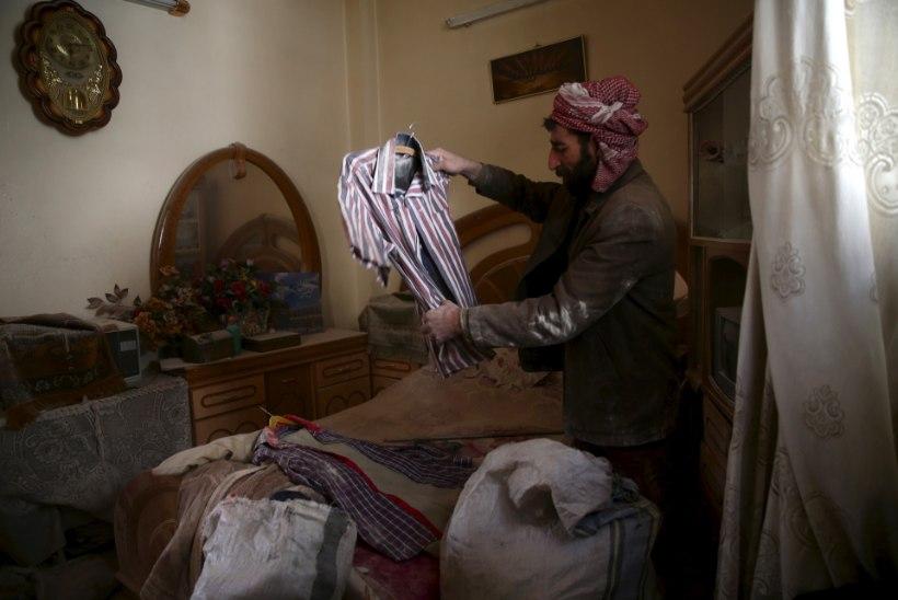 Süüria vaherahu on pidanud