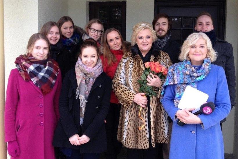TV3 VIDEO | Anne Veski krooniti täna hommikul kuningannaks!