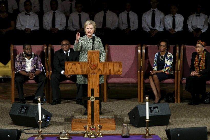 Hillary Clintoni kolmas võit