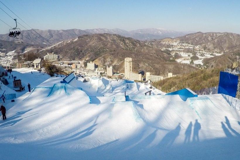 Pyeongchang 2018 – konkurentidel Kelly ees juba väärt eelis