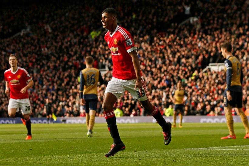 GALERII | USKUMATU! Manchester Unitedi imemees päästis jälle päeva!