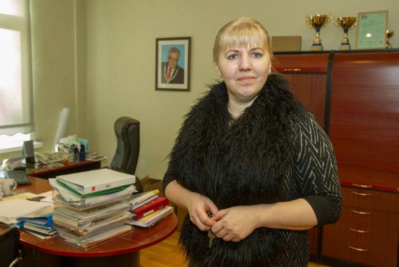 Karin Tammemägi sai ametist lahkudes 4182 eurot hüvitist