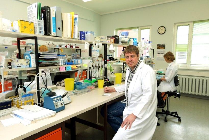 VINGE VÄRK: Tartu teadlased said üle miljoni euro ravimite tootmiseks vajaliku tehnoloogia väljaarendamiseks